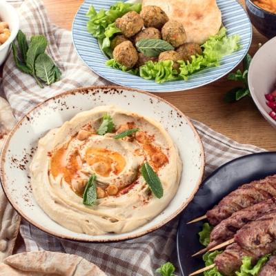 Арабска, Поръчай храна за вкъщи