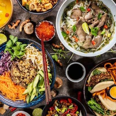 Азиатска, храна за вкъщи