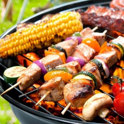 Скара BBQ, храна за вкъщи