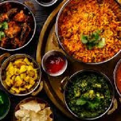 Индийска, Доставка на храна за вкъщи