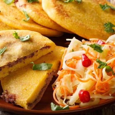 Латино-американска, Доставка на храна за вкъщи