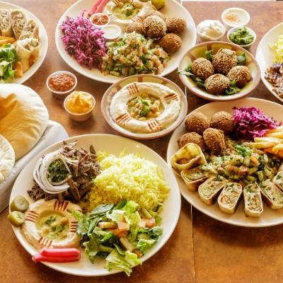 Средиземно  морска, Поръчай храна за вкъщи